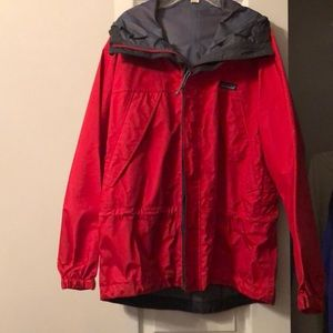 Patagonia Red Women's Parka